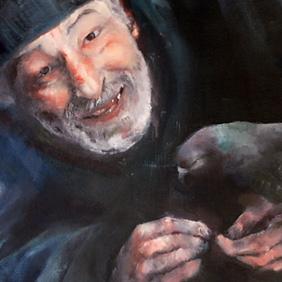 Giuseppe Belvedere portrait